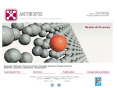 GRUPO ANTHROPOS