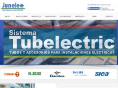 JUNELEC MATERIALES ELECTRICOS