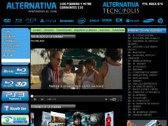 ALTERNATIVA VIDEO CLUB