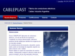 CABLEPLAST