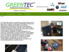 GREENTEC ENERGIAS RENOVABLES