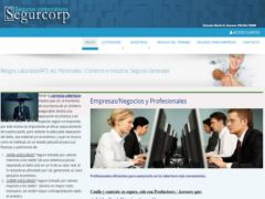 SEGURCORP - SEGUROS CORPORATIVOS