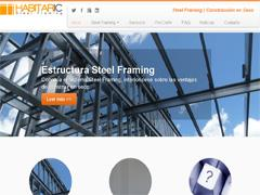 HABITARIC | STEEL FRAMING | CONSTRUCCION EN SECO
