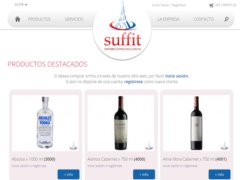 SUFFIT DISTRIBUCIONES EXCLUSIVAS