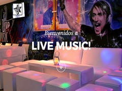 LIVEMUSIC | SALON EVENTOS MULTIESPACIO